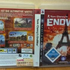 Jocuri PS3 Ubisoft, Shooting, 16+ - Tom Clancy's End War EndWar (PS3) (ALVio) + sute de alte jocuri ( VAND / SCHIMB )