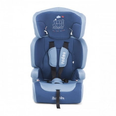 Scaun Auto Baby Max Rodeo 9-36 kg 2015 Blue Train - Scaun auto bebelusi grupa 0+ (0-13 kg) Chipolino