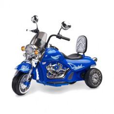 Masinuta electrica copii - Motocicleta Rebel 6V Blue