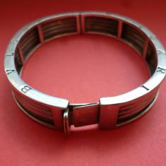 BRATARA BVLGARI ARGINT 925 - Bratara argint Bvlgari, Femei