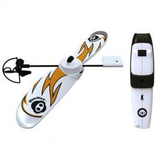 FlyTech Lightstar portocaliu - Masinuta de jucarie WowWee