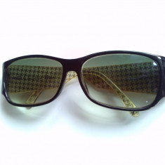 Rame ochelari Christian Dior, '80s fashion - Rama ochelari Dior, Femei, Negru, Dreptunghiulare, Rama intreaga, Designer