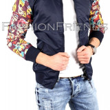 Geaca tip ZARA fashion  geaca barbati - Geaca slim fit - Geaca fashion cod 3783