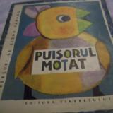 Carte poezie copii - Puisorul motat-elena farago-1967