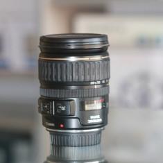 Obiectiv DSLR Canon EF 28-135mm f/3.5-5.6 IS USM, All around, Autofocus, Canon - EF/EF-S, Stabilizare de imagine