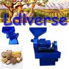Moara Macinat Desfacatoare Batoza Uruitor Ciocanele Cereale Fructe 3 in 1 2015