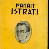 Panait Istrati - Autor : Alexandru Talex - 116182