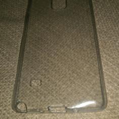 Husa Samsung Galaxy Note 4 N910 ! Hard Case Silicon Gel TPU Transparent Toc Carcasa Spate ! - Husa Telefon