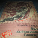 Carte de povesti - ELISABETA PREDA - CELE DOUASPREZECE FRUMOASE