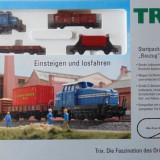 Set start Trix 21523, scara H0(1:87) - Set Tren Constructii - Macheta Feroviara, HO, Seturi