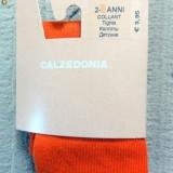 Haine Copii 1 - 3 ani, Colanti, dresuri, Fete - Noi! Strampi de bumbac portocalii, marca Calzedonia, fetite 2 ani
