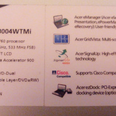Laptop Acer - Acer TravelMate3000