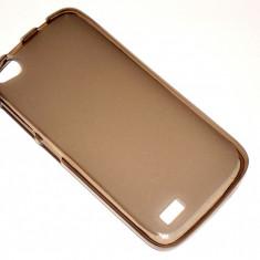 Husa Telefon Allview, Negru, Gel TPU, Husa - Husa Protectie Silicon Gel Tpu Allview V1 Viper + Folie de protectie CADOU!!!