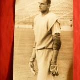 Fotografie- Fotbal- Bogdan Stelea - Portarul Echipei Nationale, dim.= 17x10 cm