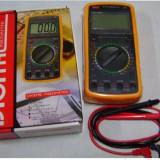 Aparat de masura DT 9205A / multimetru digital / voltmetru / ampermetru