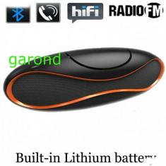 Radio, MP3 player (micro SD, USB), Bluetooth, cu difuzor incorporat/04071
