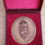 MD2 - EFIGIA MUNICIPIULUI CRAIOVA - OMAGIEREA LUI TRAIAN DEMETRESCU - Medalii Romania