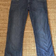 Jeansi originali de dama Calvin Klein - Blugi dama Calvin Klein, Marime: 42, Culoare: Albastru