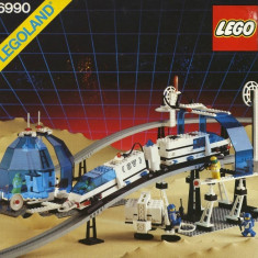 LEGO 6990 Monorail Transport System - LEGO Space
