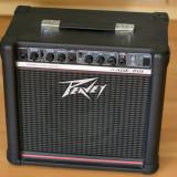 Amplificator Chitara - Cub chitara Peavey Rage 158 TransTube