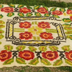 Covor - Patura lana veche sau cerga, reducere