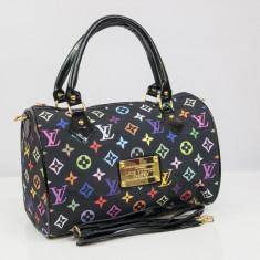Geanta Dama Louis Vuitton, Geanta de umar, Asemanator piele - Geanta / Poseta de umar Louis Vuitton + Cadou Surpriza