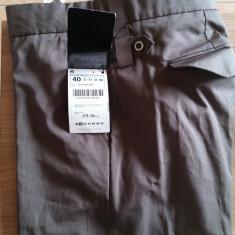Pantaloni Zara marimea 40 redusi de la 179.99 - Pantaloni barbati, Culoare: Din imagine, Lungi