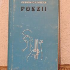 Carte poezie - VERONICA MICLE -POEZII