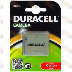 Baterie Aparat foto - Acumulator Duracell compatibil Canon model NB-4L