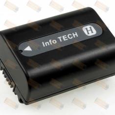 Acumulator compatibil Sony model NP-FH40 - Baterie Camera Video