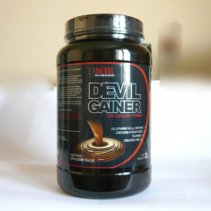 Supliment nutritiv - Supliment proteic - gainer Devil Nutrition sala fitness proteine creatina 900 g