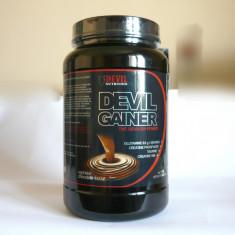 Proteine gainer Devil Nutrition sala fitness supliment alimentar creatina 900 g - Supliment nutritiv