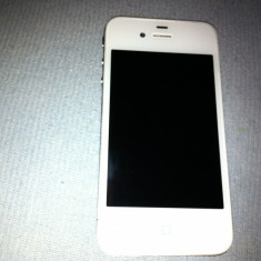 Telefon iPhone 4 Apple 8Gb - Codat Orange Romania, Alb