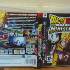 Dragon Ball Z: Burst Limit (PS3) (ALVio) + sute de alte Jocuri PS3 Namco Bandai Games ( SCHIMB ), Actiune, 12+, Multiplayer