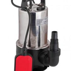 070111-Pompa submersibila cu plutitor, pentru ape uzate - 1100 W Raider - Pompa gradina, Pompe submersibile, de drenaj