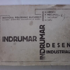 Indrumar de Desen industrial - N. Mirescu / R2S