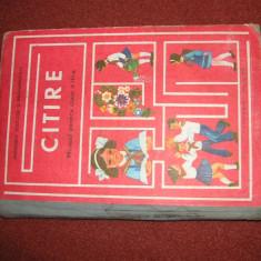 Citire - MANUAL PENTRU CLASA A III-A - Carte educativa
