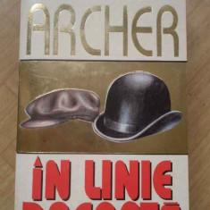 Roman - In Linie Dreapta - Jeffrey Archer, 151130