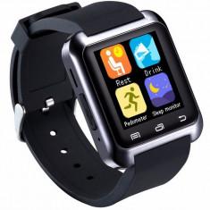CEAS SmartWatch U8 Bluetooth MODEL 2016 !! Telefoane Android IOS CALITATEA 1 !!!