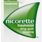 Guma Nicorette aroma Freshmint 4 mg, 25 gume