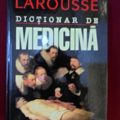 Dictionar de Medicina-Larousse