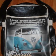Colectii - GEANTA VOLKSWAGEN CLASIC CLUB 1957