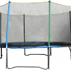 Trambulina copii inSPORTline - Trambulina set Top Jump 366 cm