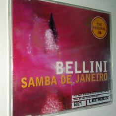 Bellini- Samba de Janeiro 1997 - ( CD ) - Muzica Latino