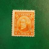 Canada 1927 personalitati Macdonald 1C stampilat