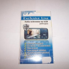Folie de protectie - Folie policarbonat protectie ecran telefon Nokia X6