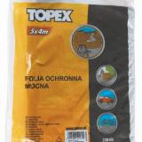 Scule de mana - Folie protectie LPDE 0.02 mm, 4 x 5 metri