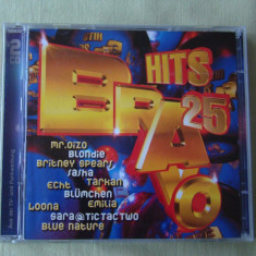 BRAVO HITS 25 (1999) - 2 C D Original - Muzica Dance emi records