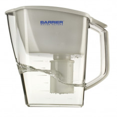 Prosop baie - Cana de filtrare apa Barrier Grand Timer Alb, indicator