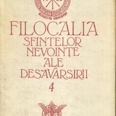 Carti ortodoxe - Filocalia sfintelor nevointe ale desavarsirii, vol. 4 - 425887